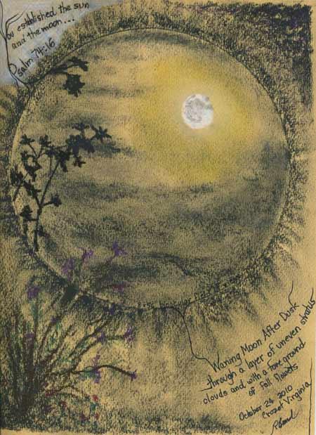 20101022-moonrise
